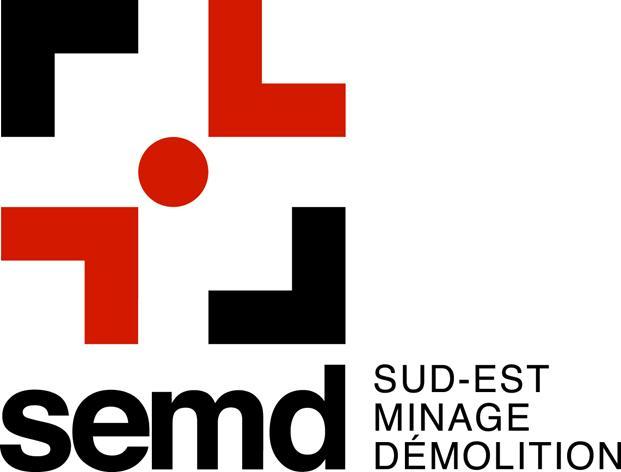 logo de sud-est minage démolition